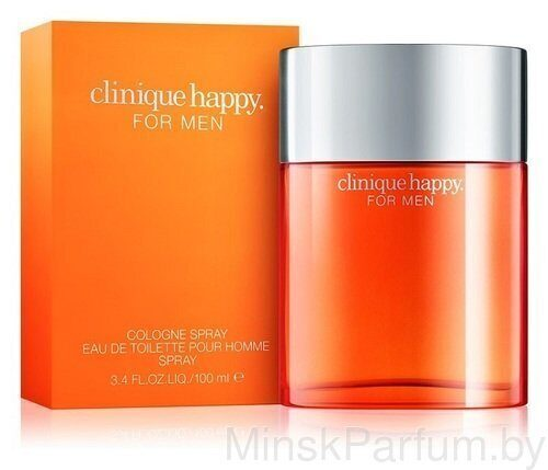 Clinique Happy  For Men Cologne Spray (Оригинал)