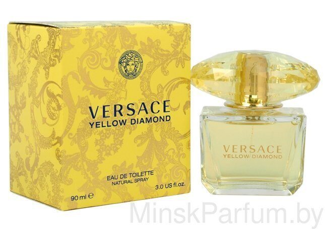 Versace Yellow Diamond (Оригинал)