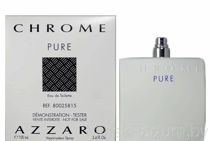 Azzaro Chrome Pure (Тестер)