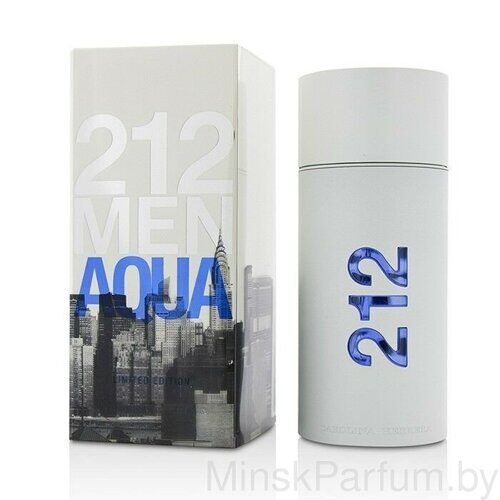 Carolina Herrera 212 Men Aqua (Оригинал)