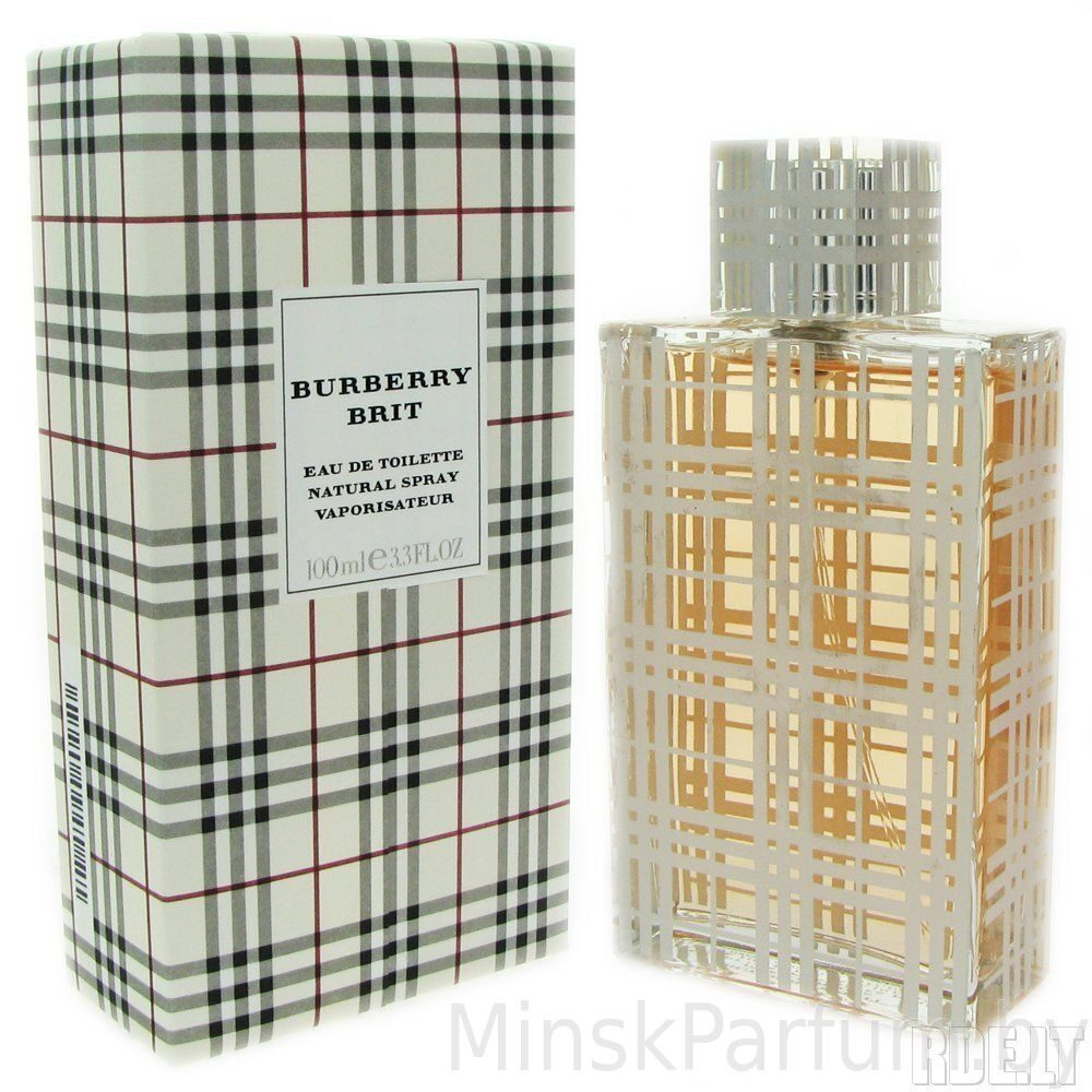 Burberry Brit for women (Оригинал)