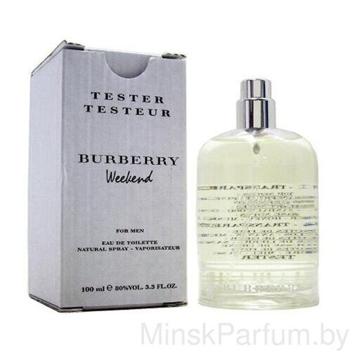 Burberry Weekend For Men (Тестер)