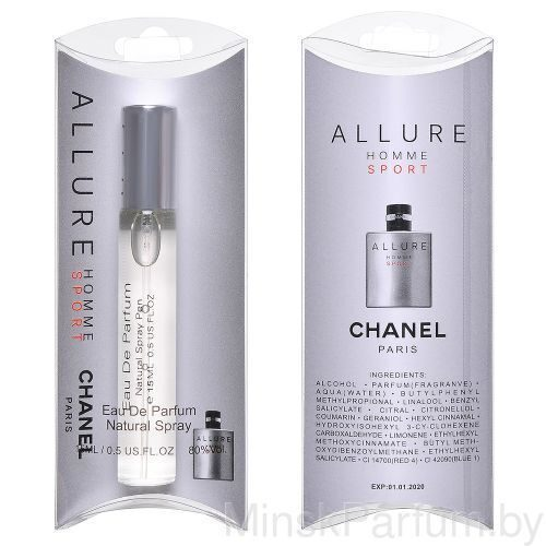 "CHANEL ""ALLURE HOMME SPORT"" - МИНИПАРФЮМ 20МЛ"