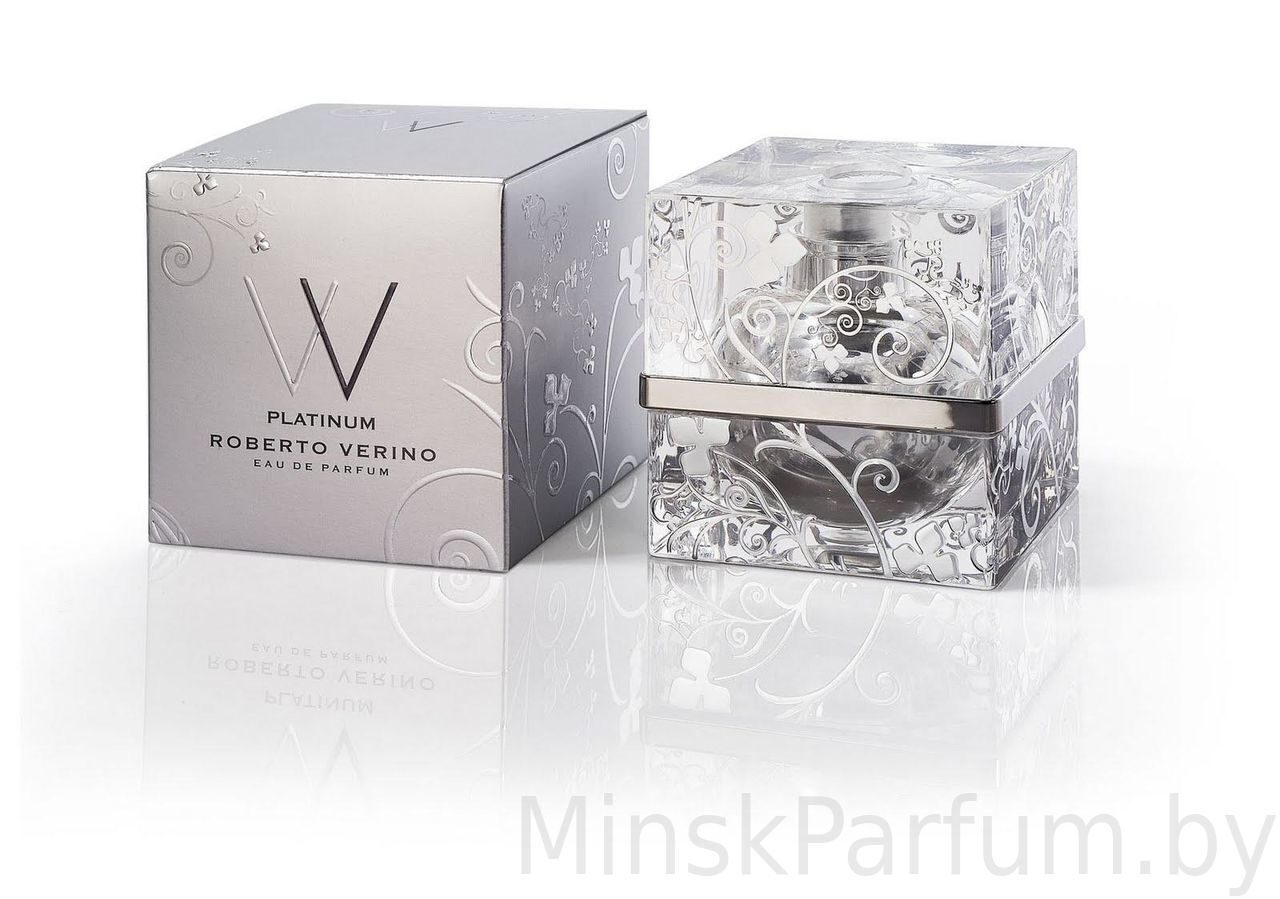 Roberto Verino VV Platinum edp 50 ml (Тестер)