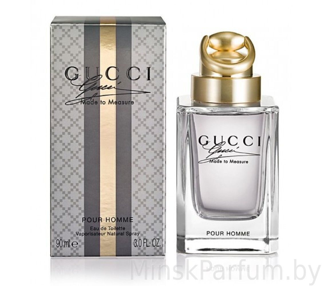 Gucci homme Made to Measure