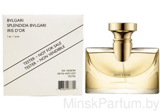 Bvlgari Splendida Iris D'or (Тестер)