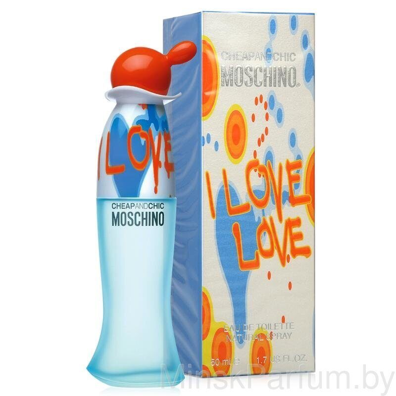 Moschino Cheap and Chic I Love Love (Оригинал)