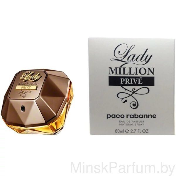 Paco Rabanne Lady Million Prive (Тестер)