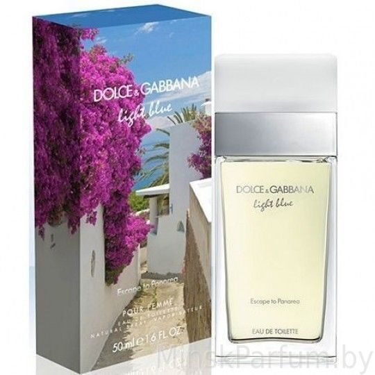 Dolce&Gabanna Light Blue Escape to Panarea