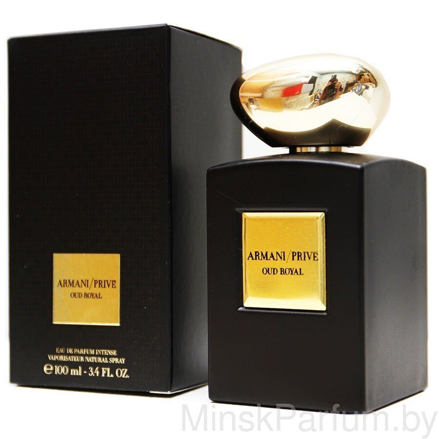 Armani Prive oud Royal eau de parfum intense