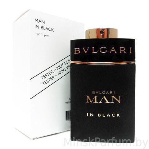 Bvlgari MAN in Black (Тестер)