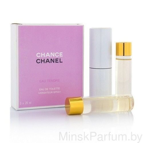 CHANEL CHANCE EAU TENDRE FOR WOMEN