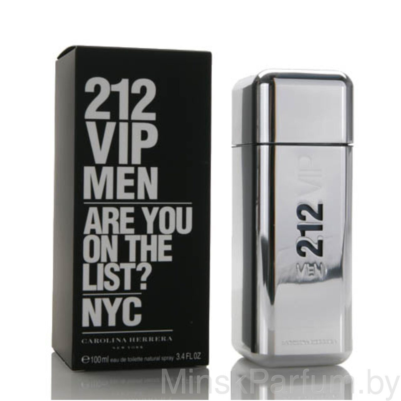 Carolina Herrera 212 VIP Men (Оригинал)