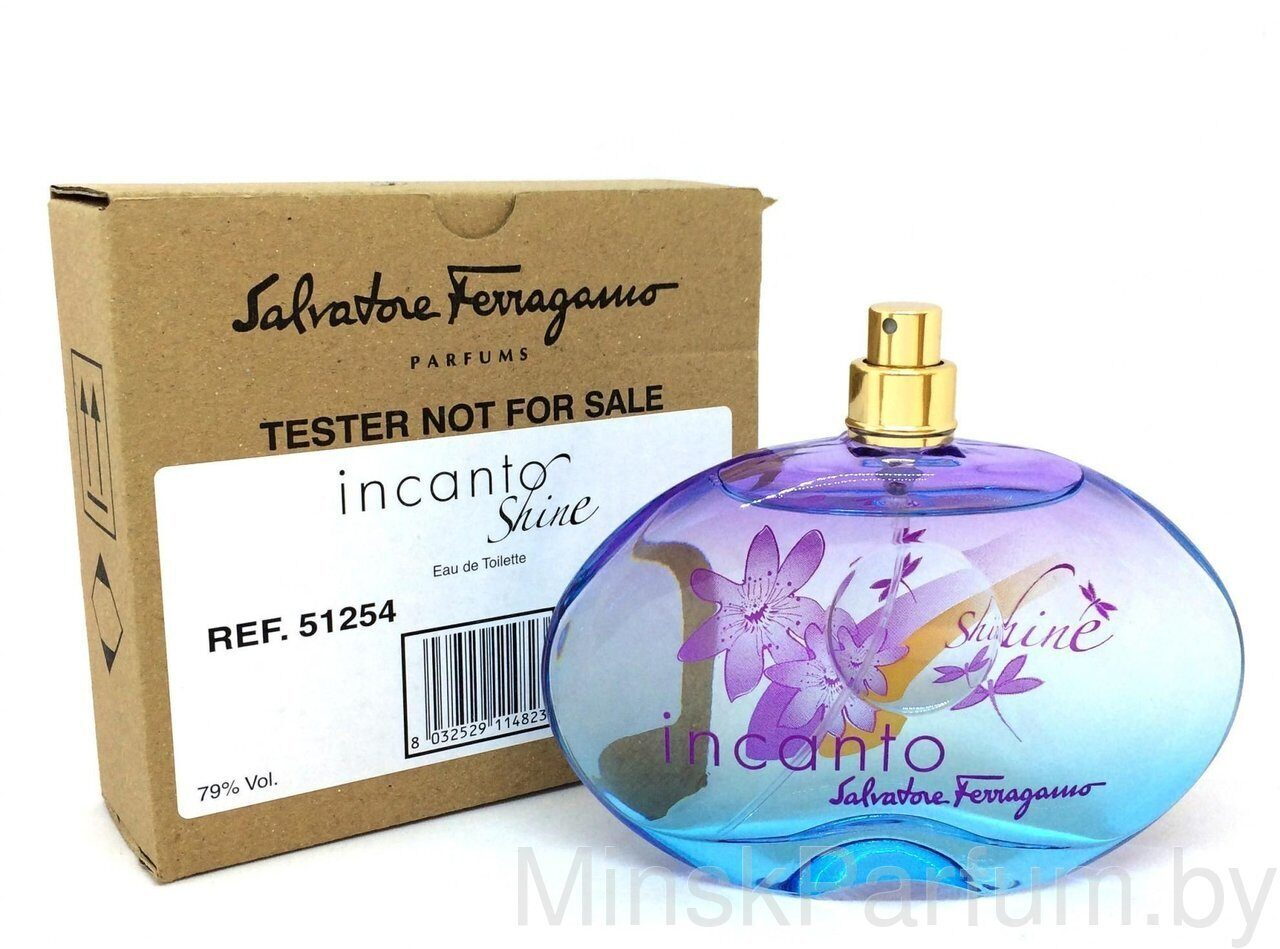 Salvatore Ferragamo Incanto Shine (Тестер)