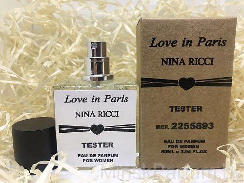 Nina Ricci Love in Paris (Тестер 50 ml)