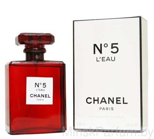 Chanel № 5 L'Eau Red Edition