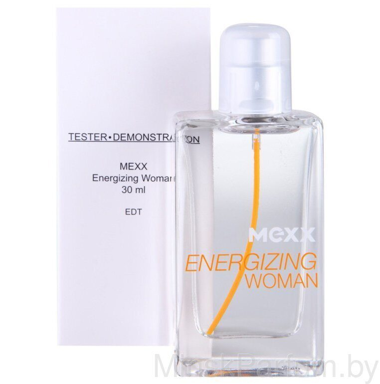 Mexx Energizing Woman (Тестер)