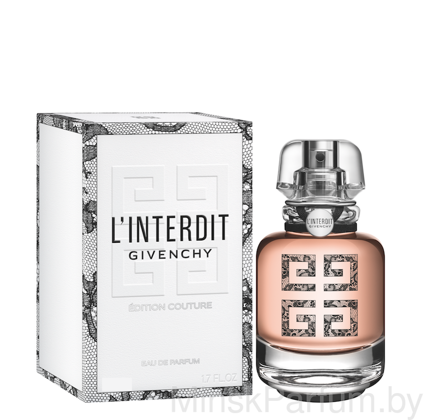 Givenchy L'Interdit Edition Couture