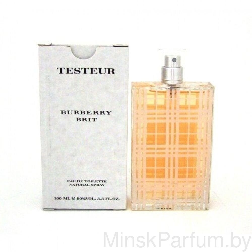 Burberry Brit for women (Тестер)