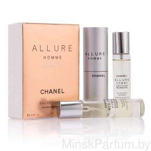 CHANEL ALLURE HOMME BLANCHE EDITION