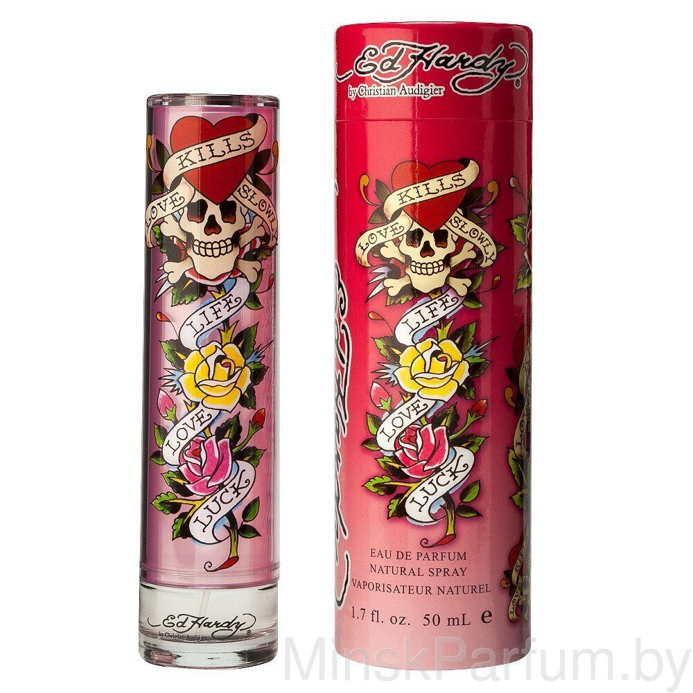 Christian Audigier Ed Hardy Women's (Оригинал)
