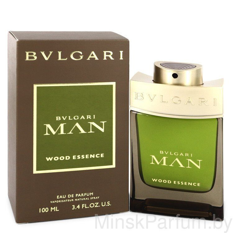 Bvlgari Man Wood Essence (Оригинал)