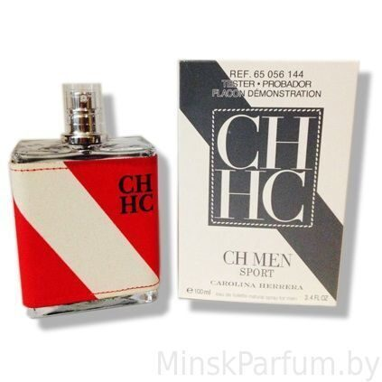 Carolina Herrera C H Men Sport (Тестер)