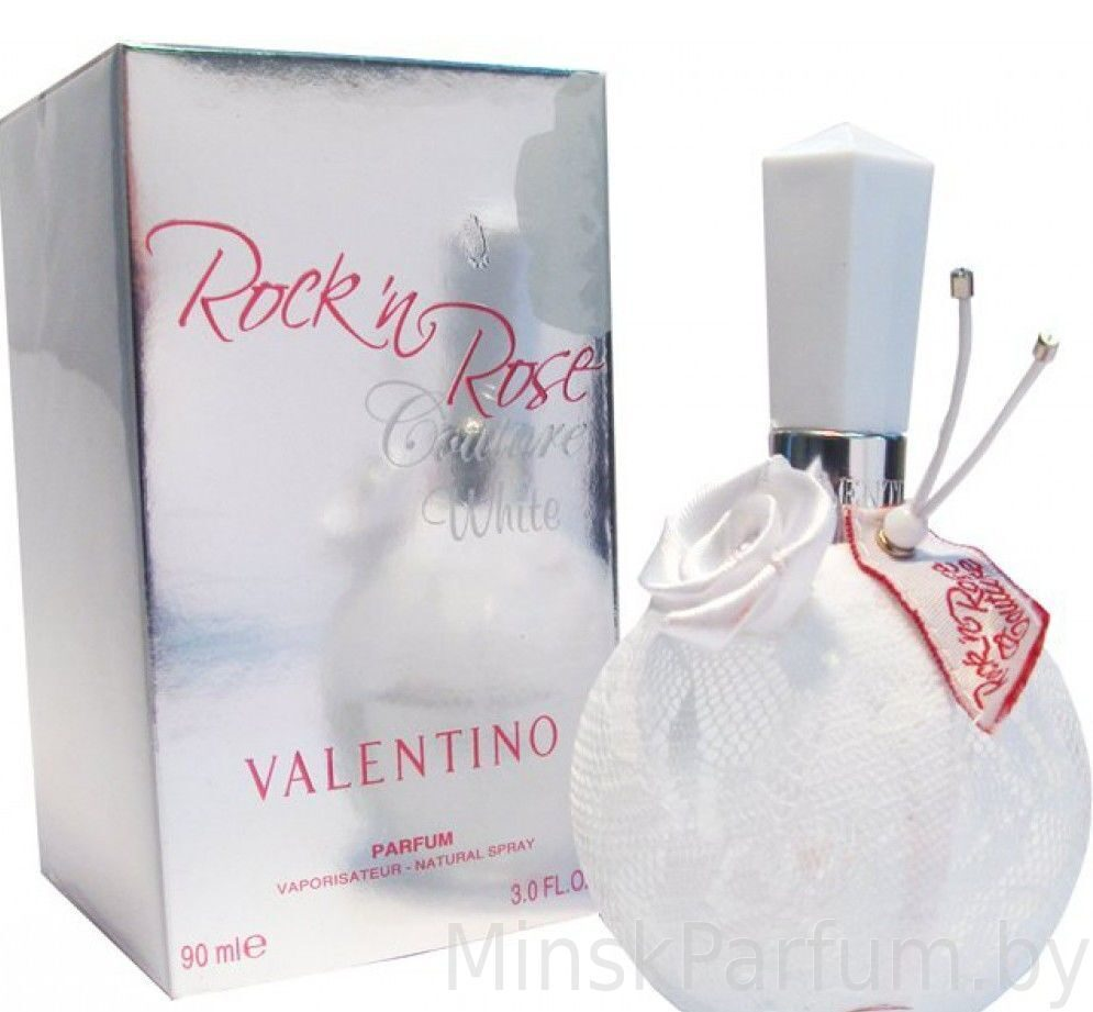 Valentino Rock`n Rose Couture New White