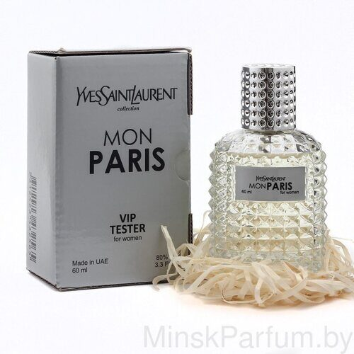 Yves Saint Laurent Mon Paris  (Тестер VIP 60 ml)