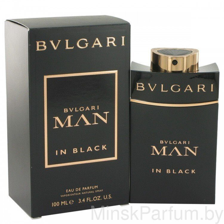 Bvlgari MAN in Black (Оригинал)