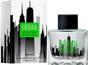 Antonio Banderas Seduction in Black Urban