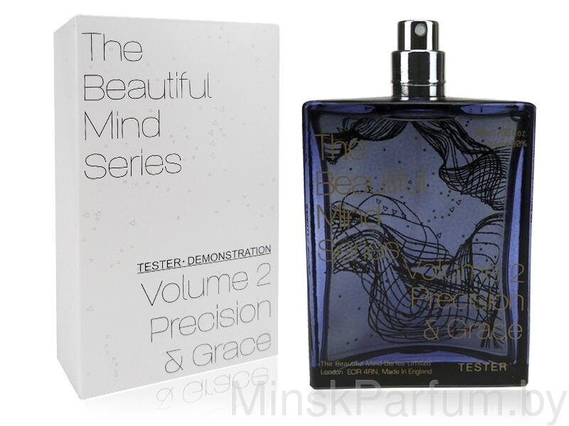 Escentric Molecules The Beautiful Mind Series Precision & Grace (Тестер)