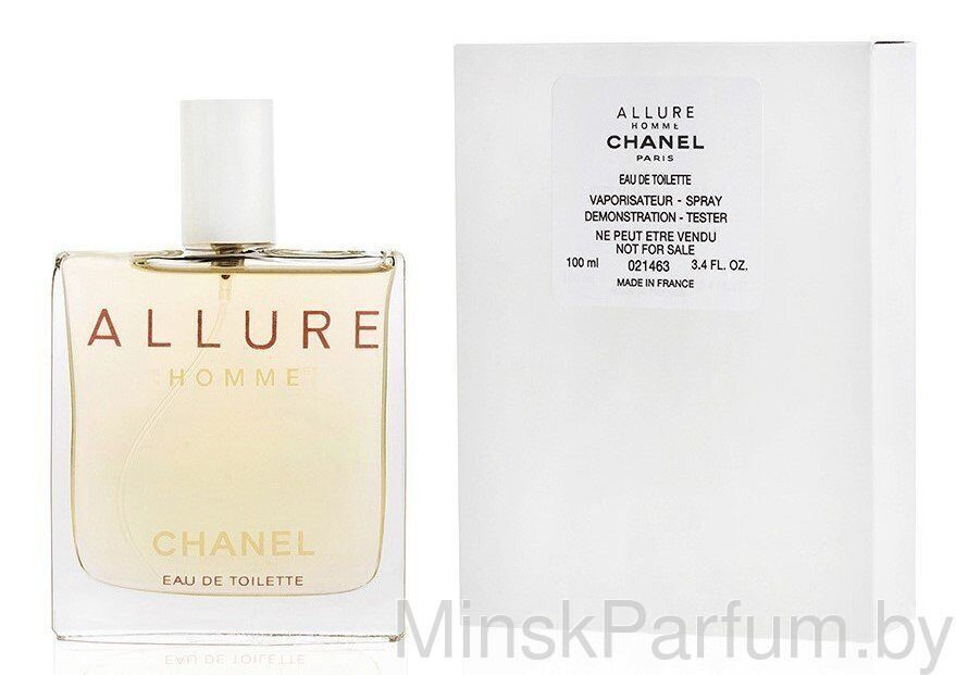 Chanel Allure Homme (Тестер)