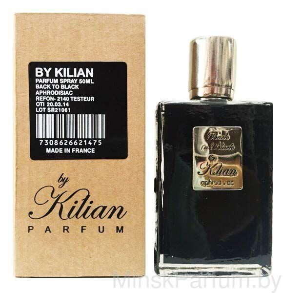 Kilian Back to Black by Kilian Aphrodisiac (Тестер)