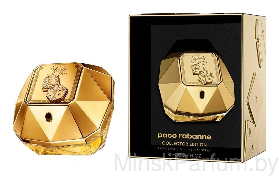 Paco Rabanne Lady Million Monopoly Collector Edition (Тестер)