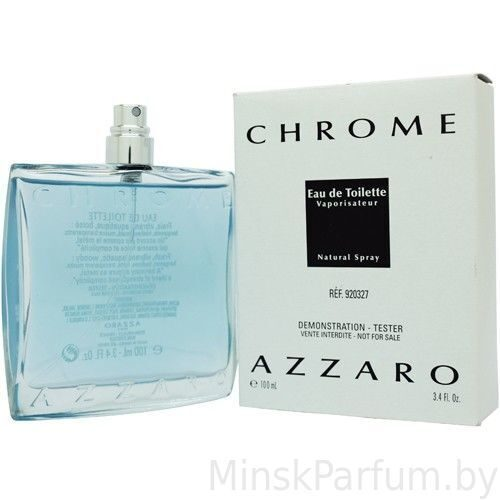Azzaro Chrome (Тестер)