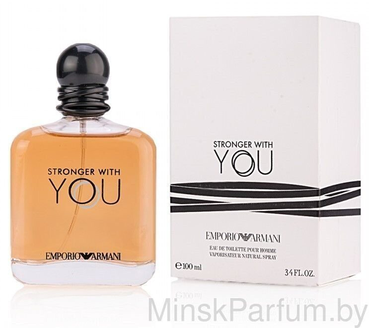 Armani stronger with YOU (Тестер)